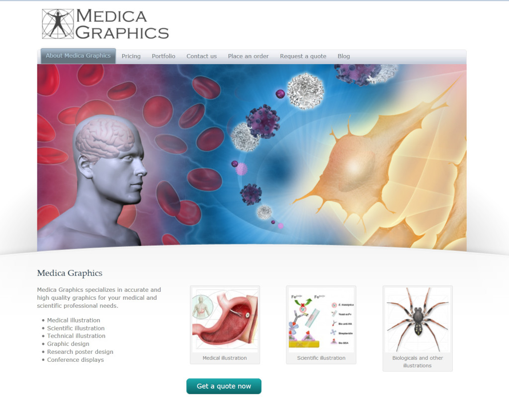 medica-graphics-website