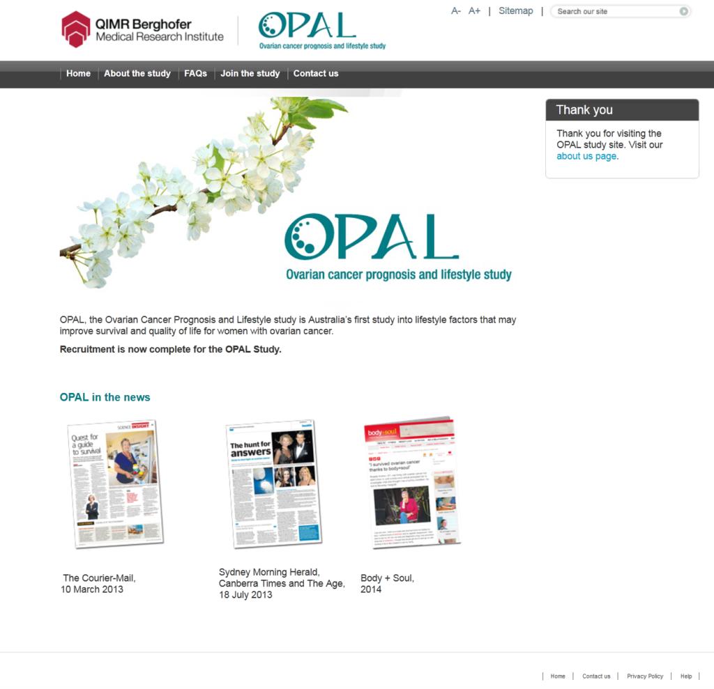 OPAL-study-site